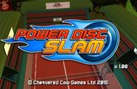 Power Disc Slam Ispirato a Windjammers