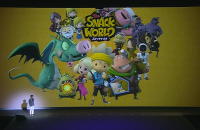 Data Giapponese di Snack World
