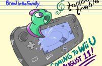 Tadpole Treble Arriva su Wii U