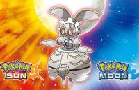 Evento Pokémon per Sun e Moon