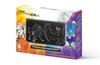 Solgaleo Lunala Black Edition New 3DS XL