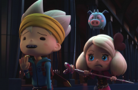 Nuovo Trailer di Snack World