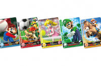 Carte Amiibo in Mario Sports Superstars
