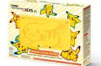Nuovo 3DS Dedicato a Pikcachù