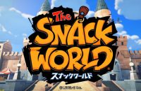 The Snack World è Stato Rimandato
