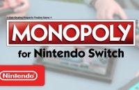 Monopoly su Nintendo Switch