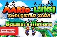 Superstar Saga + Bowser's Minion