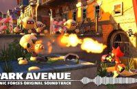 Traccia Audio di Park Avenue