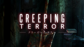 Creeping Terror Nintendo 3DS