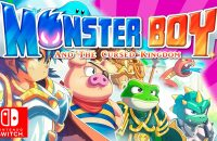 Monster Boy Nintendo Switch