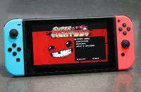 Super Meat Boy Nintendo Switch