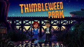 Thimbleweed Park Nintendo Switch