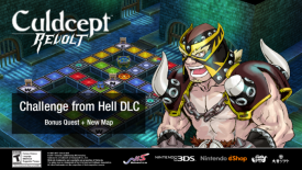 Culdcept Revolt Nintendo 3DS