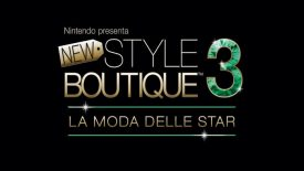 New Style Boutique 3 La Moda Delle Star Nintendo 3DS