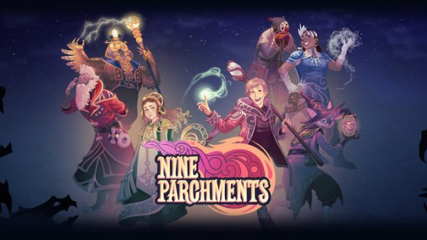 Nine Parchments Nintendo Switch