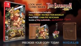 Tiny Barbarian DX Nintendo Switch