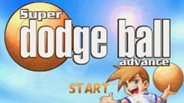 Super Dodge Ball Advance
