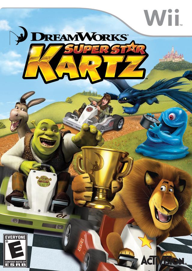 Mario Kart non è l?unico gioco di Kart o di corse automobilistiche