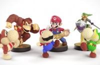Yoshi Assuemrà le Sembianze degli Amiibo
