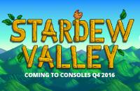 Stardew Valley Arriva su Console