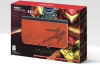 New Nintendo 3DS XL Samus Edition Metroid: Samus Returns