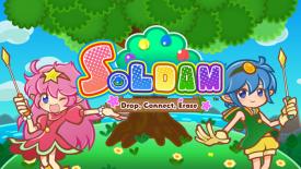 Soldam: Drop, Connect, Erase Nintendo Switch